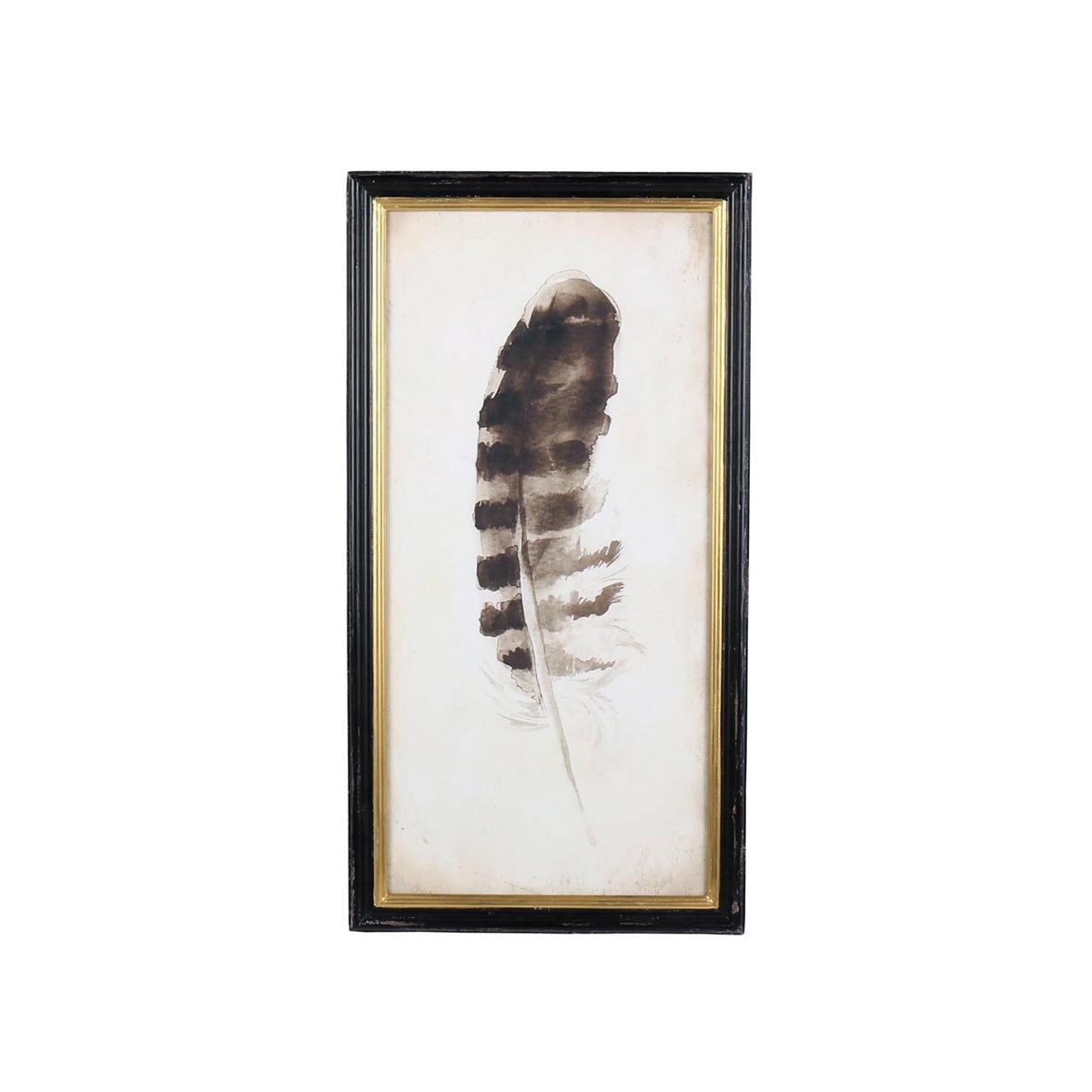 Greatest Navajo Feather Wall Art, Metal Wall Art | Plum & Post AN43
