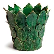 Bon Chestnut Leaf Vase