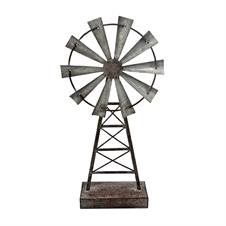 windmill table decor small decorative accent plum post - Decorative Accents