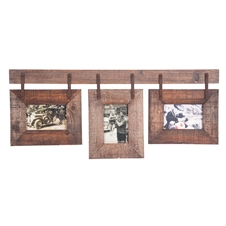 4X6 Trio Hanging Photo Frames | Plum & Post