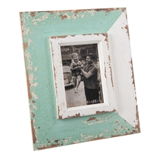 4X6 Frame Green Wash | Plum & Post